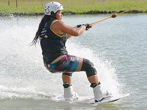 cable wakeboarding park