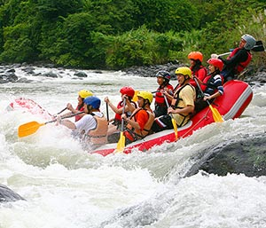 Davao White Water Rafting Adventure